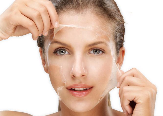 Gesichtsbehandlung bei Beauty House