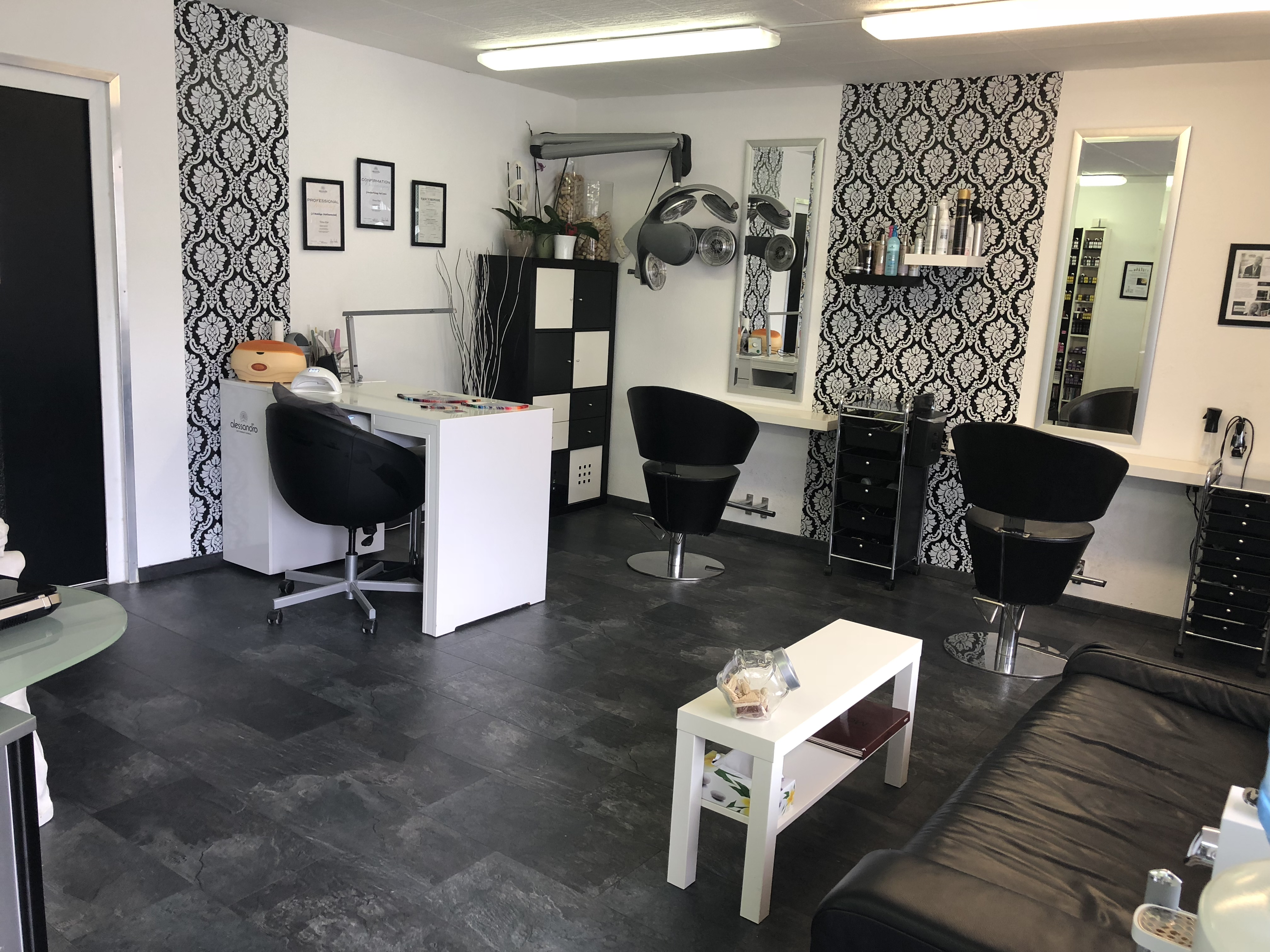 Coiffeur bei Beauty House