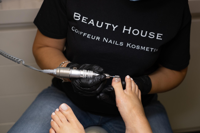 Pedicure bei Beauty House